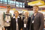 Золото на WorldSkills Hi-Tech-2015!